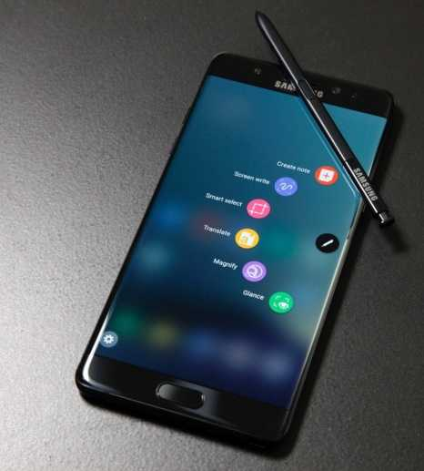 Galaxy Note 8 quick launch