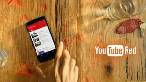 Google youtube red app
