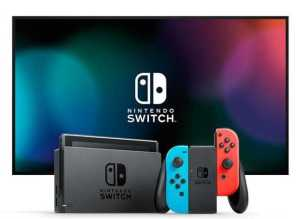 Nintendo Switch Surpassed Manufacturer's Global Estimates