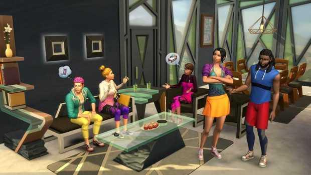Sims 4 Origin Access