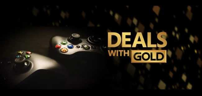 Xbox One deals gold