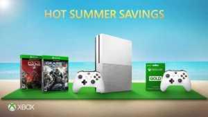microsoft Xbox SummerSavings