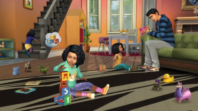 sims 4 toddlers