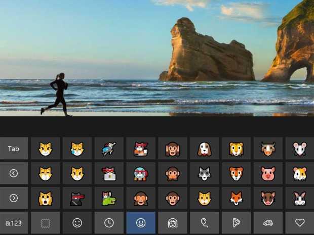 windows 10 emoji update