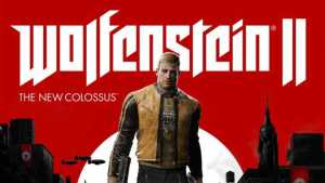 wolfenstein 2 the new colossus Xbox one X