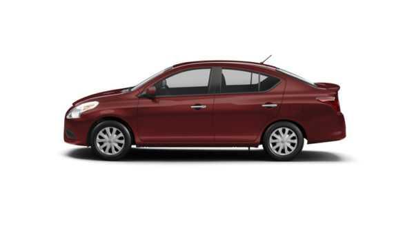 2018 Nissan Versa sedan look