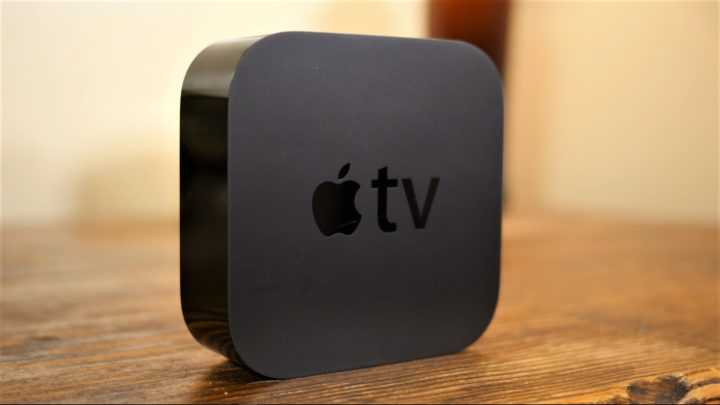 Apple TV September