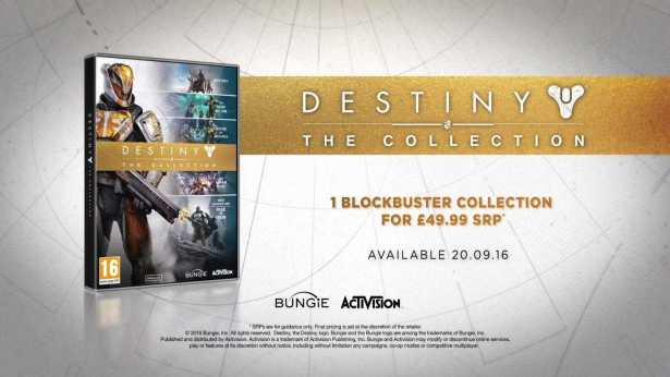 Blockbuster Sale AAA title destnity collection