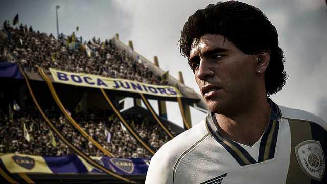 FIFA 18 Diego Maradona