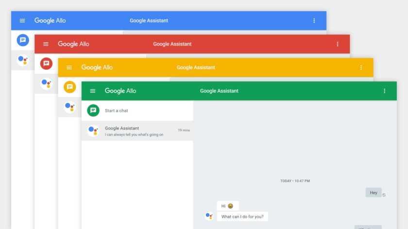 Google Allo for Web
