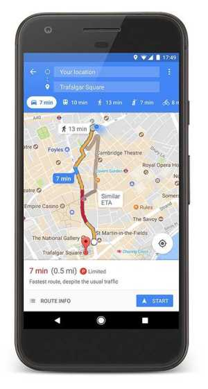 Google Maps on Android Now Helps You Find Parking Spots