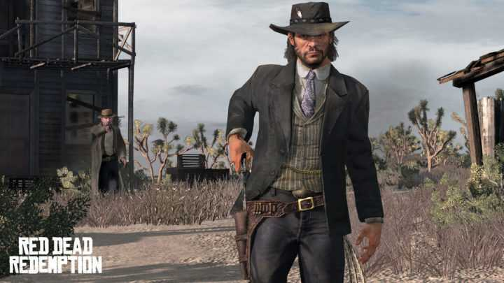 Red Dead Redemption 2 look