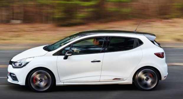 Renault Upgrades Clio RS