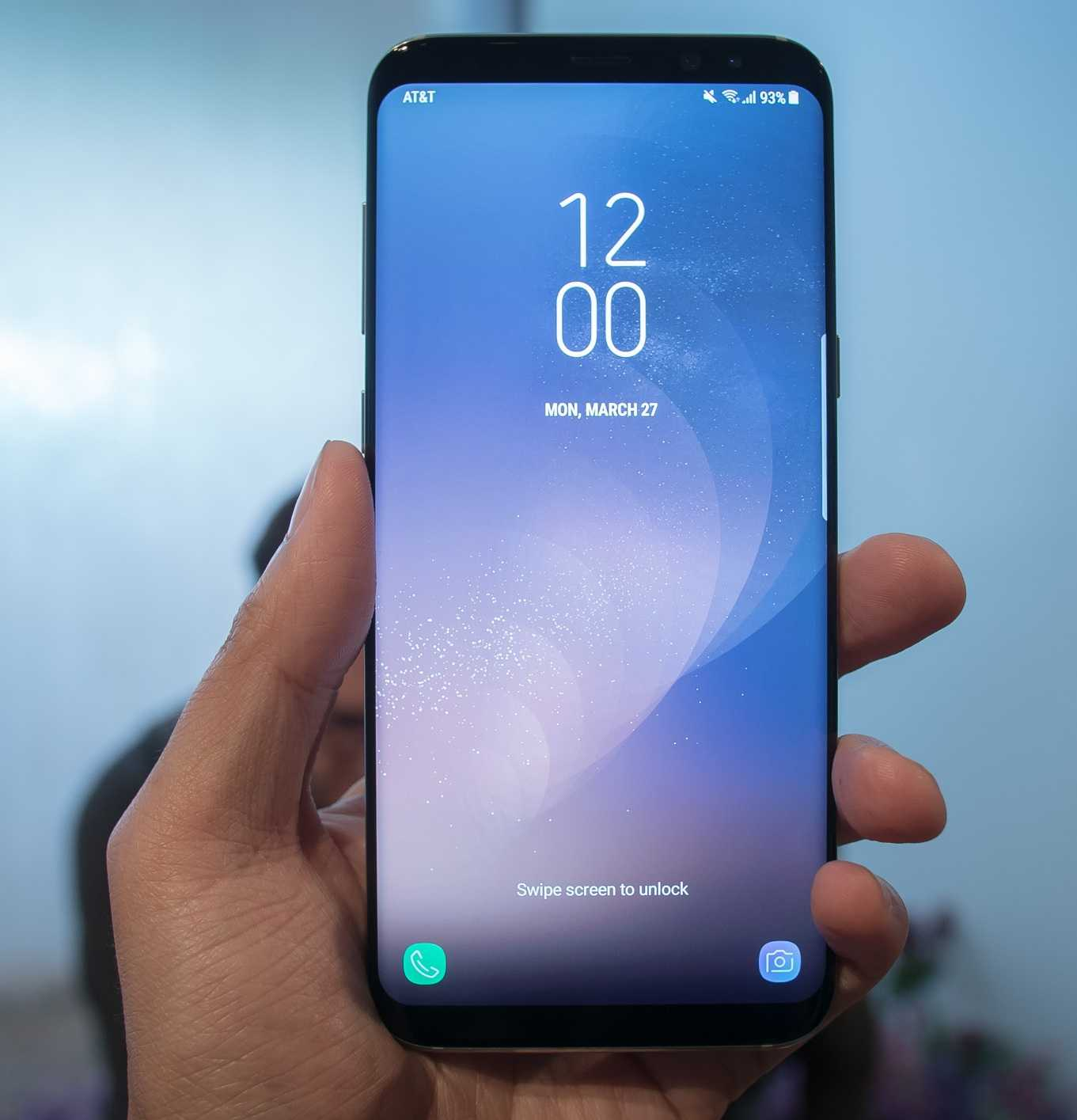 Samsung Galaxy S9 to feature improved iris scanner, says report