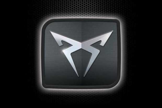 Seat Cupra logo stylish