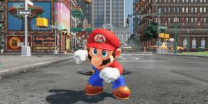 Super Mario Odyssey E rating