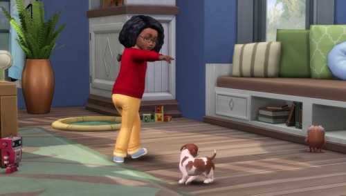The Sims 4 Customize Dogs