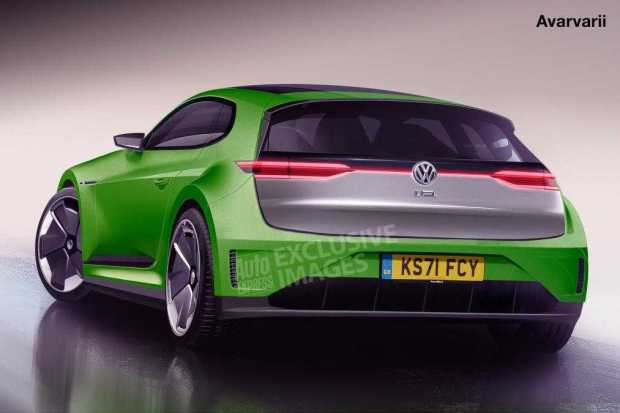 Volkswagen Scirocco Sporty EV Coupe