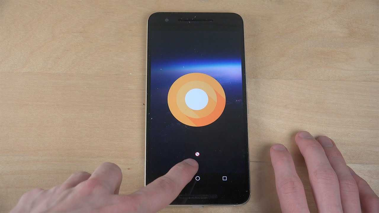 Google Nexus 5X Android 8.0 Oreo