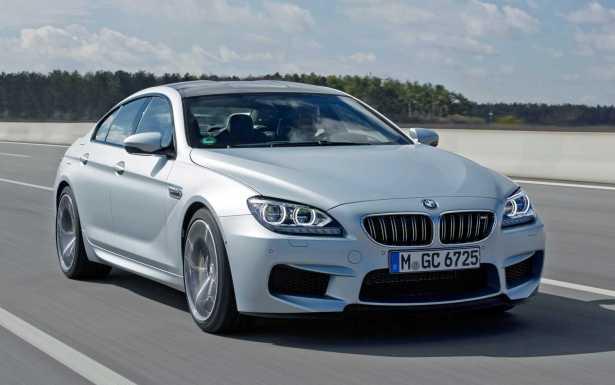 2017 Frankfurt Motor Show BMW M6