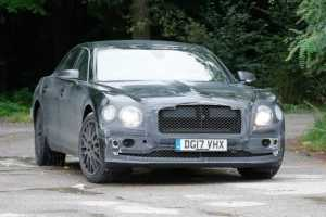 2018 Bentley Flying Spur look