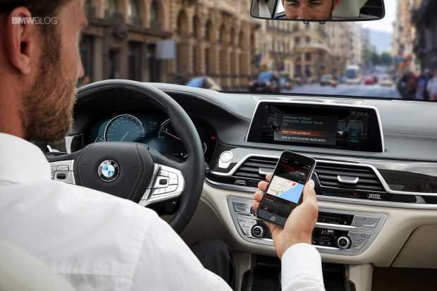 BMW Alexa Voice Control 2018