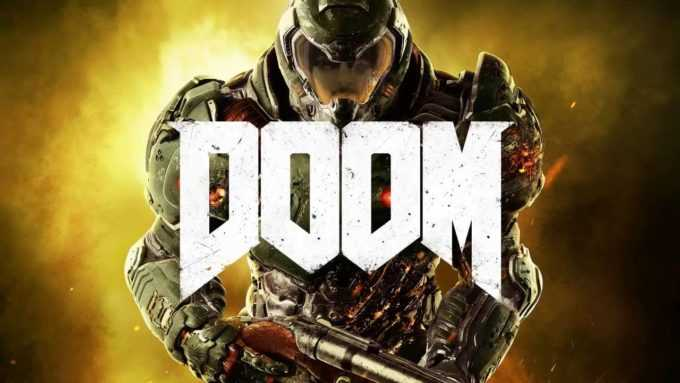 DOOM Coming to Nintendo Switch for the Holiday Season