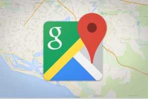 Google Maps navigation easy