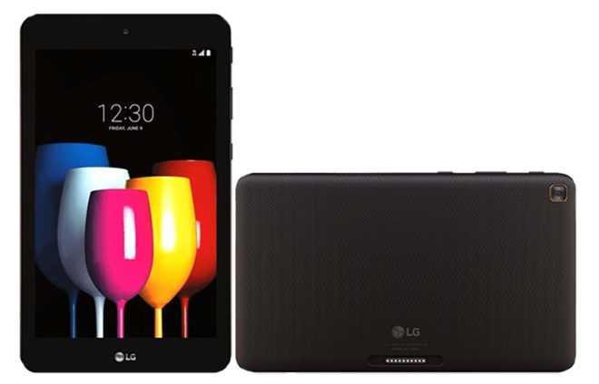 LG G Pad X2 8.0 Plus look