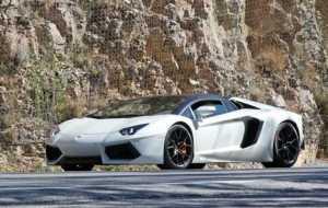 Lamborghini Aventador Performante