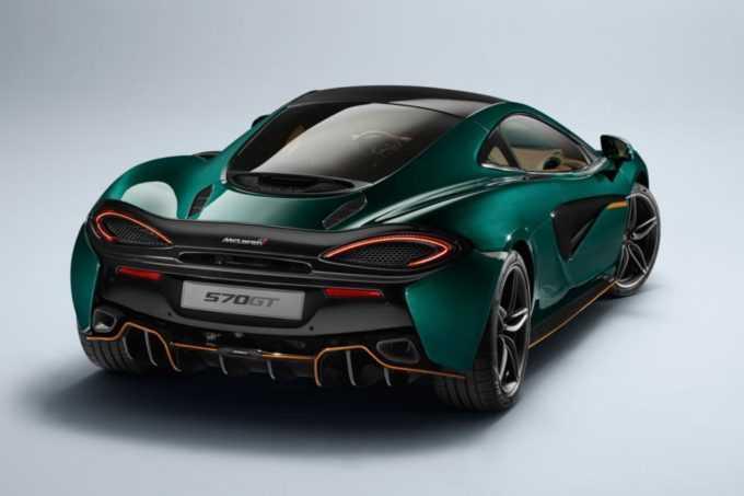 McLaren XP 570GT