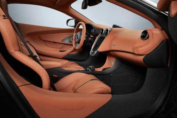 McLaren XP 570GT limited edition