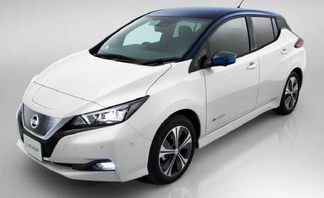 New Nissan Leaf Revealed With 150 Mile Range, Autonomous Driving Tech