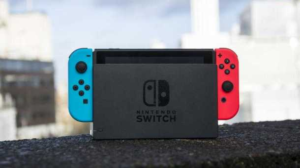 Nintendo Switch microsoft