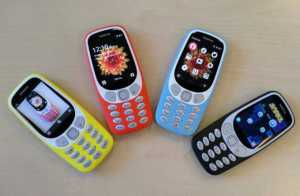 Nokia 3310 3G Edition Coming Soon October