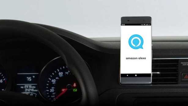 SEAT Cars Amazon's Voice AI Alexa