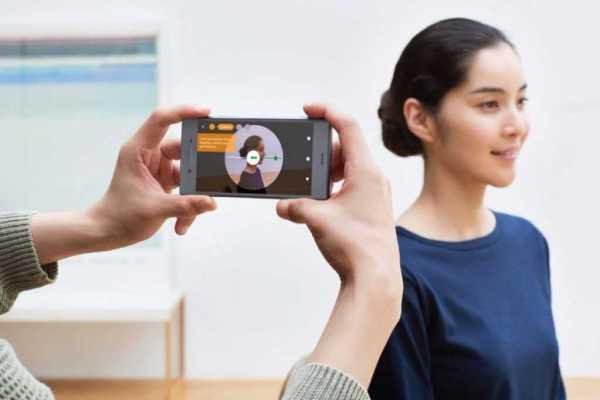 Sony Xperia XZ1 and XZ1 Compact camera