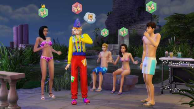 The Sims 4 PS4 Consoles
