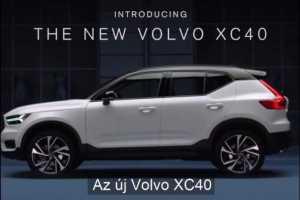 Volvo XC40 SUV