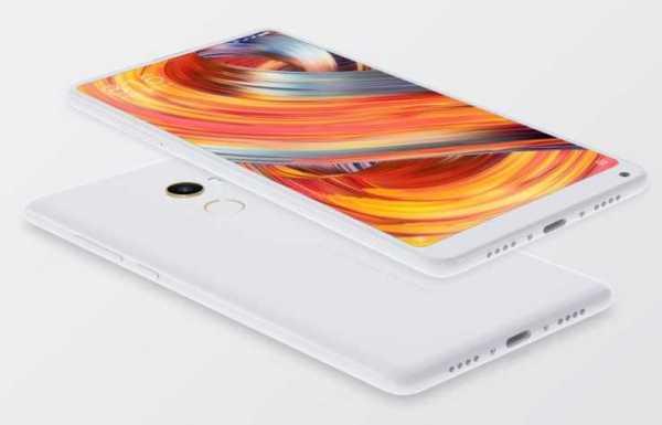 Xiaomi Mi Mix 2 bezel less