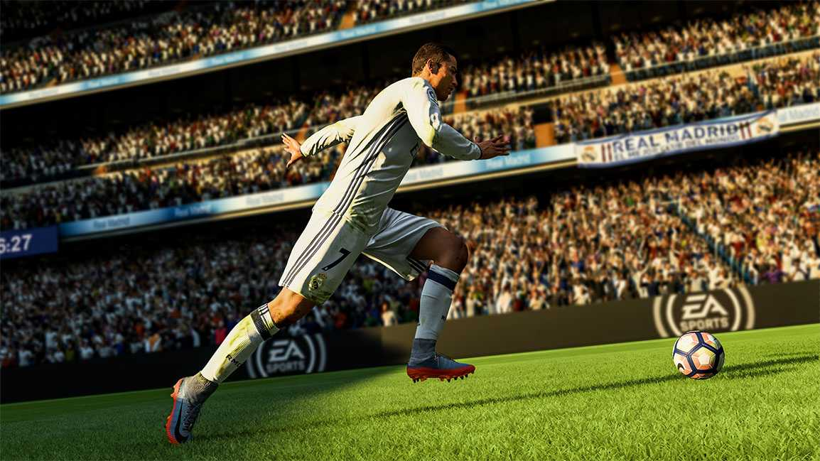 Federation Internationale de Football Association 18 Hits 1.6 Million Concurrent Players Over its First Weekend