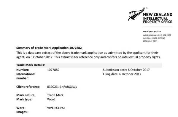 HTC VIVE Eclipse newzealand