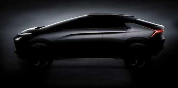 Mitsubishi Reveals e-Evolution