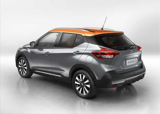 Nissan Teases Electric SUV