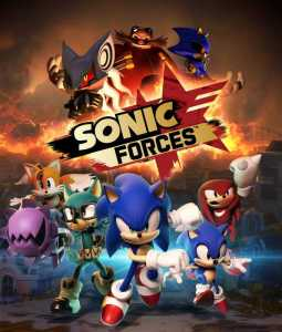 Sonic Forces Demo on Nintendo Switch