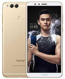 Huawei Homor 7X