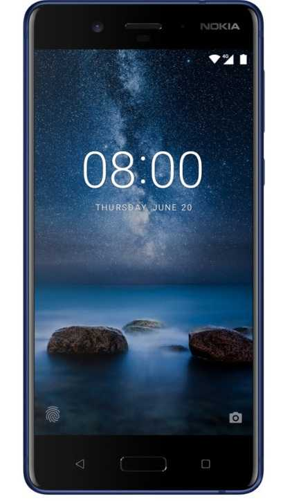 Android 8.0 Oreo Update is Rolling Out to Nokia 8