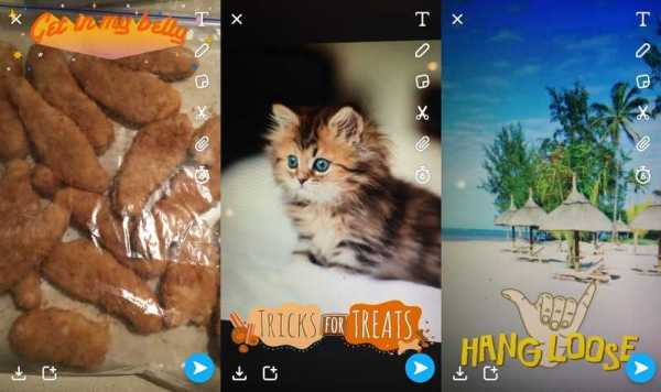 Snapchat Can Now Suggest Filters By Identifying Your Pets and Food Items