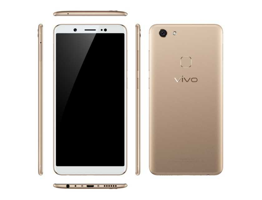 Vivo V7 with 5.7-inch HD