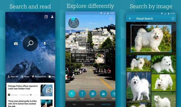 Bing on Android Gets Improved Search Feature and Supports Voice Search